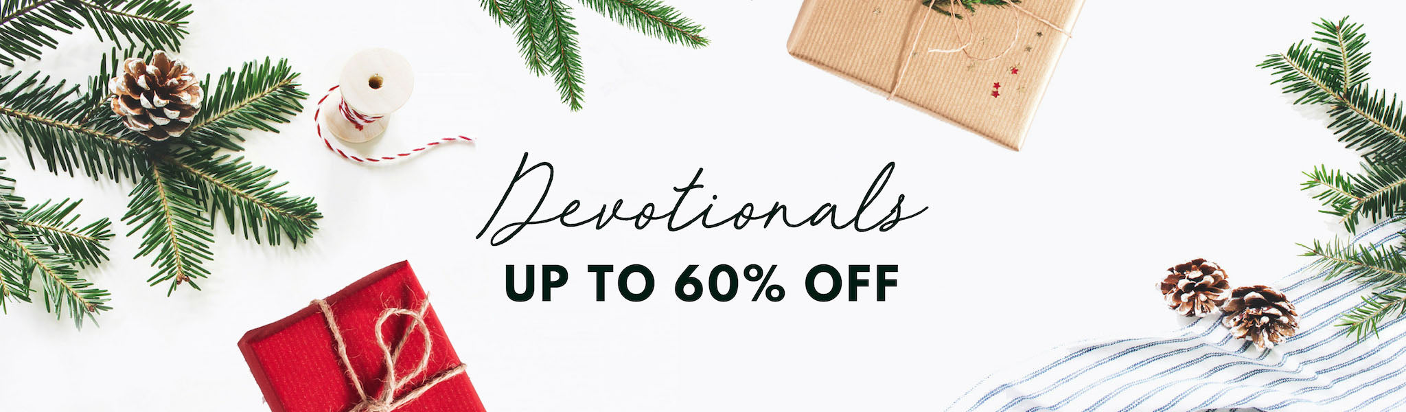 Black Friday Devotionals On Sale