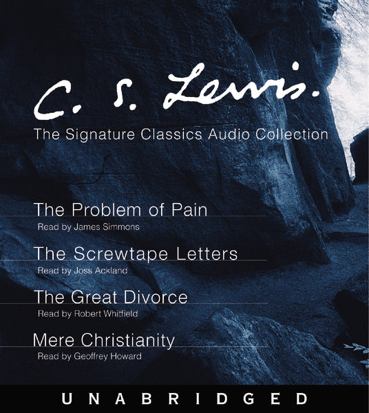 C. S. Lewis CD Boxed Set