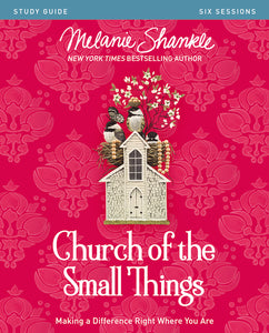 Church of the Small Things Study Guide: Making a Difference Right Where You Are by Melanie Shankle and Karen Lee-Thorp