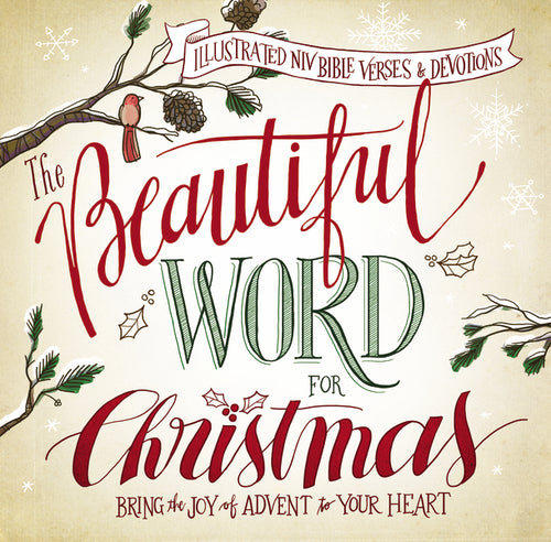 The Beautiful Word for Christmas by Mary E DeMuth