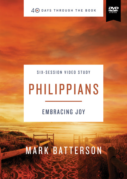 40 Days Through the Book: Philippians Video Study