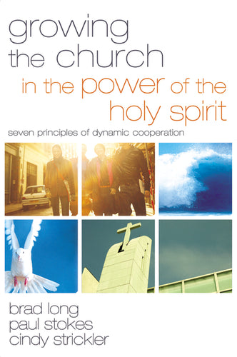 Growing the Church in the Power of the Holy Spirit: Seven Principles of Dynamic Cooperation by Brad Long, Paul K. Stokes, and Cindy Strickler