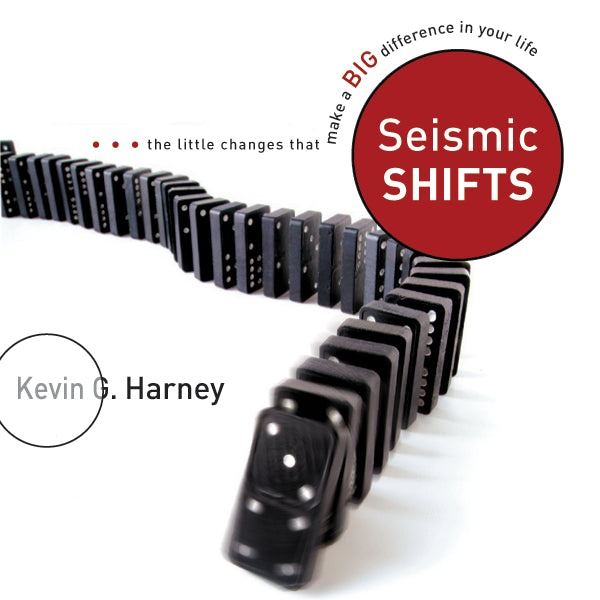 Seismic Shifts: The Little Changes That Make a Big Difference in Your Life - Audiobook (Unabridged)