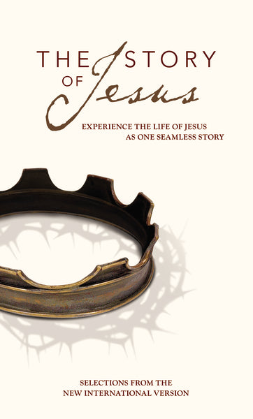 NIV, Story of Jesus: Experience the Life of Jesus as One Seamless Story