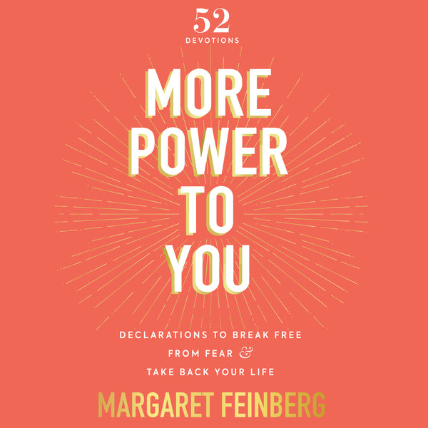 More Power to You: Declarations to Break Free from Fear and Take Back Your Life - Audiobook (Unabridged)
