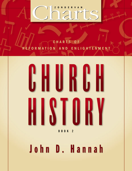 Charts of Reformation and Enlightenment Church History by John D. Hannah