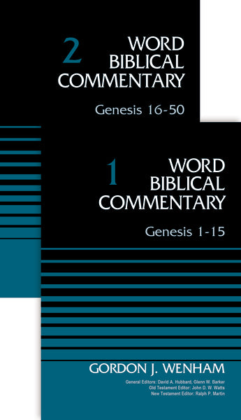 Genesis (2-Volume Set—1 and 2)