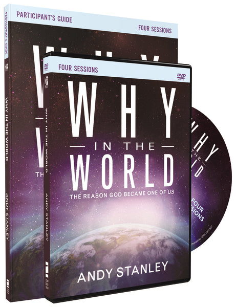 Why in the World Participant's Guide with DVD: The Reason God Became One of Us