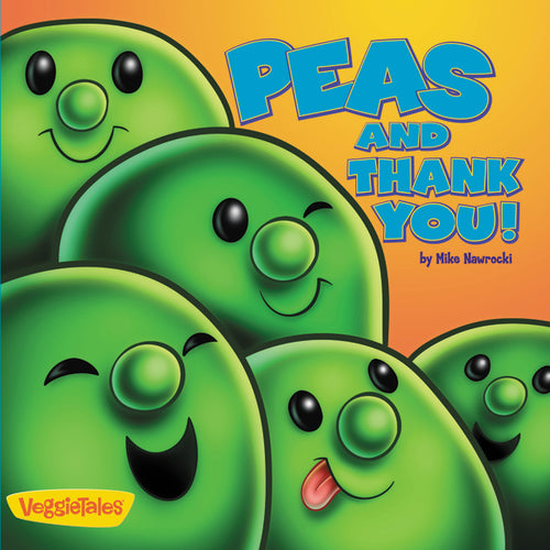 Peas and Thank You! by Mike Nawrocki