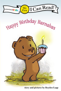 Happy Birthday Barnabas by Royden Lepp