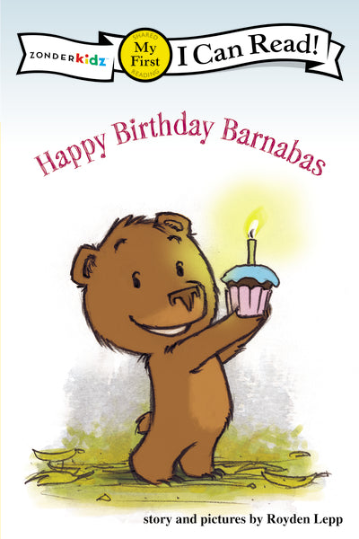 Happy Birthday Barnabas: My First