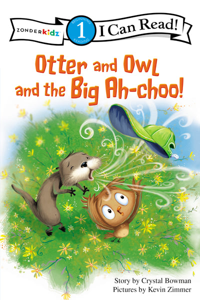 Otter and Owl and the Big Ah-choo!: Level 1