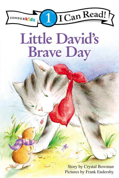 Little David's Brave Day: Level 1