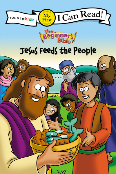 The Beginner's Bible Jesus Feeds the People: My First