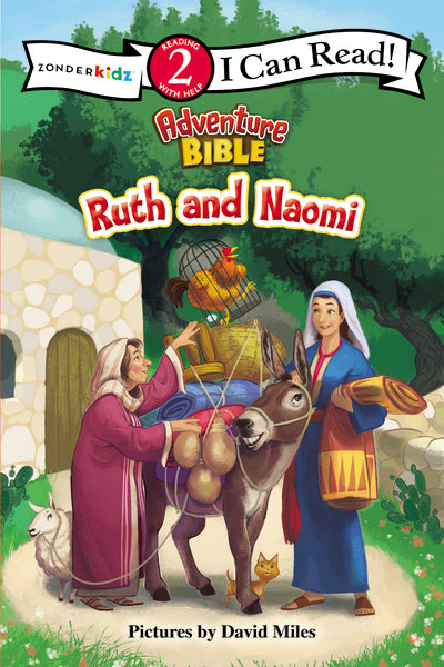 Ruth and Naomi: Level 2