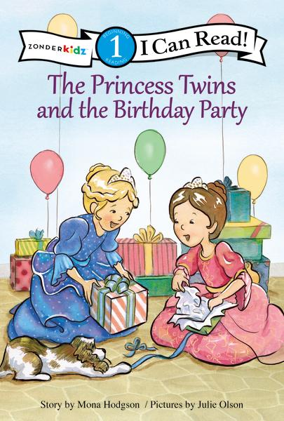 The Princess Twins and the Birthday Party: Level 1