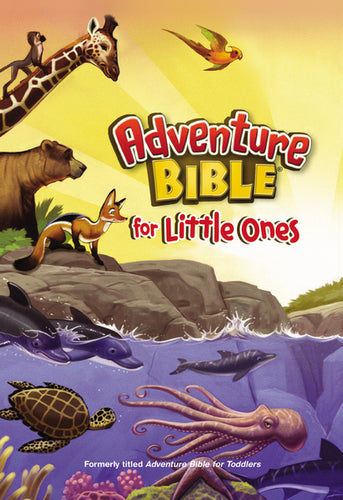Adventure Bible for Little Ones by Catherine DeVries
