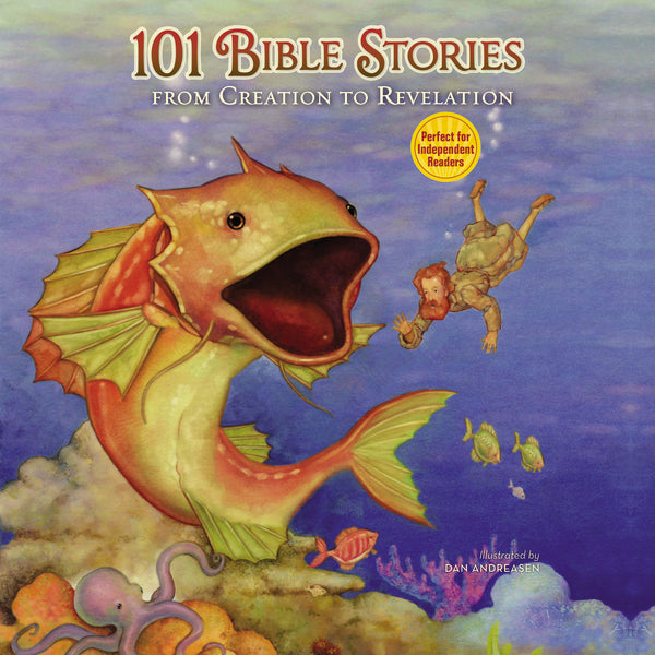 101 Bible Stories from Creation to Revelation - Audiobook (Unabridged)