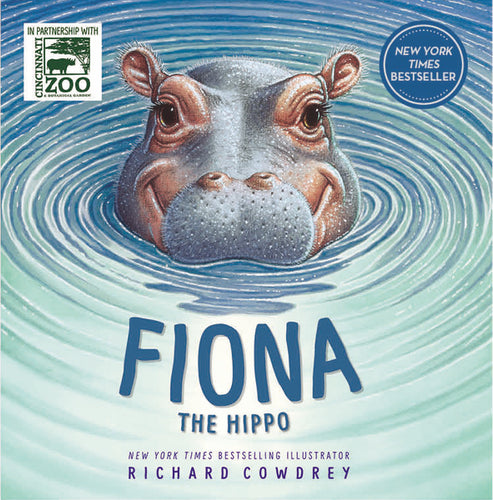 Fiona the Hippo by Richard Cowdrey