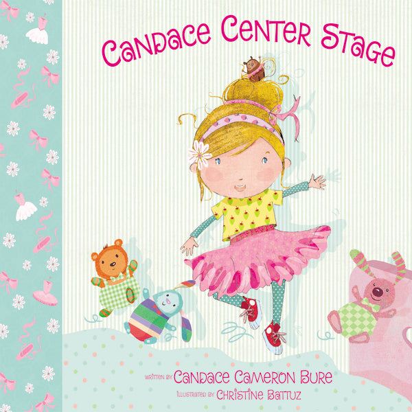 Candace Center Stage - Audiobook (Unabridged)