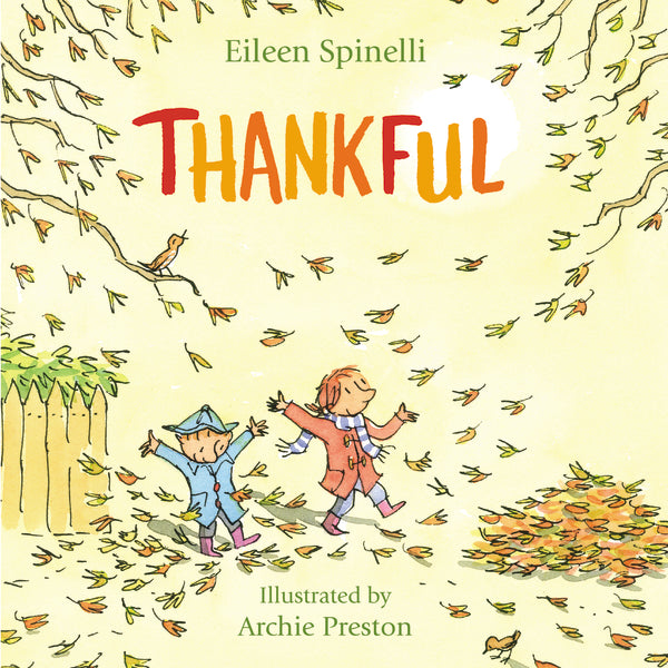 Thankful - Audiobook (Unabridged)
