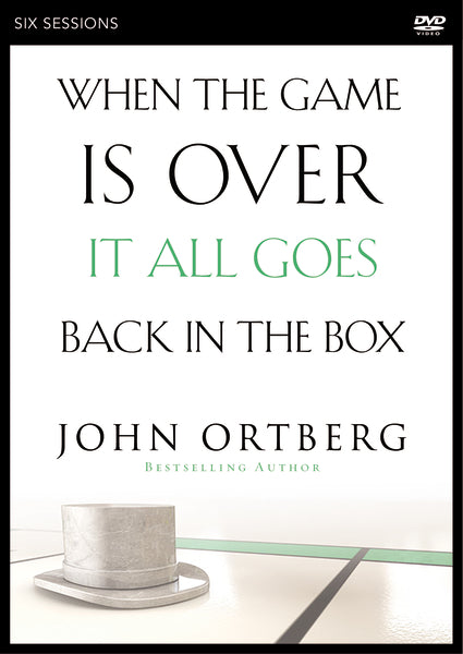 When the Game Is Over, It All Goes Back in the Box Video Study