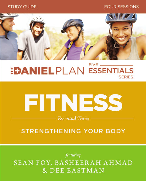 Fitness Study Guide: Strengthening Your Body by Sean Foy, Basheerah Ahmad, and Dee Eastman