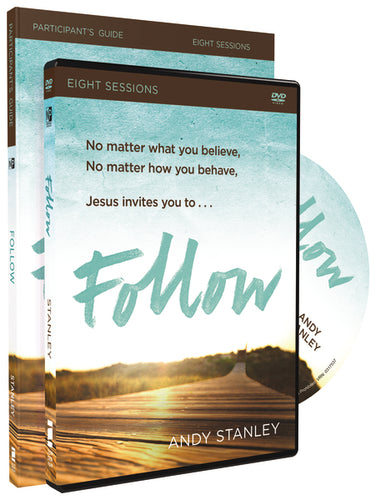 Follow Participant's Guide with DVD: No Experience Necessary by Andy Stanley