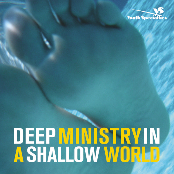Deep Ministry in a Shallow World: Not-So-Secret Findings about Youth Ministry - Audiobook (Unabridged)