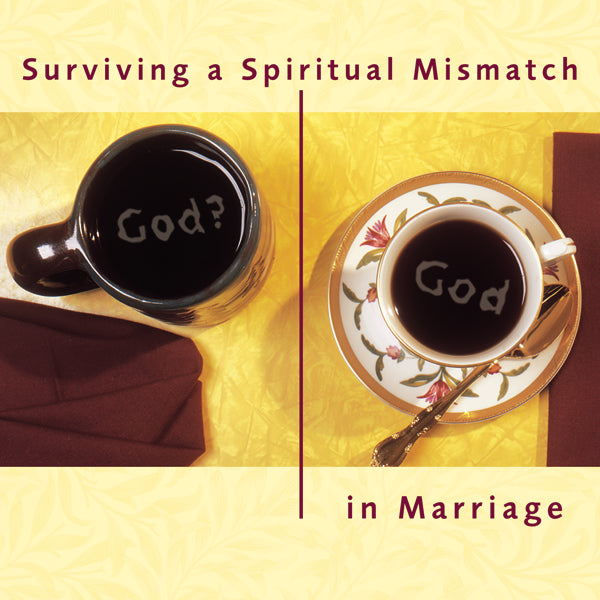 Surviving a Spiritual Mismatch in Marriage - Audiobook (Unabridged)