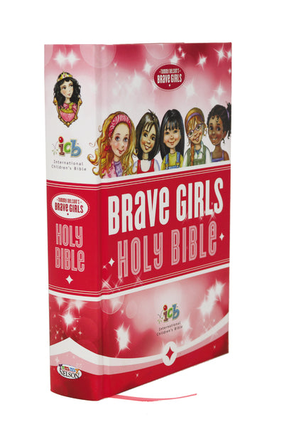 ICB, Tommy Nelson's Brave Girls Devotional Bible: International Children's Bible
