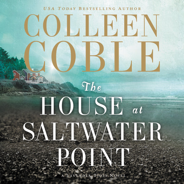 The House at Saltwater Point - Audiobook (Unabridged)