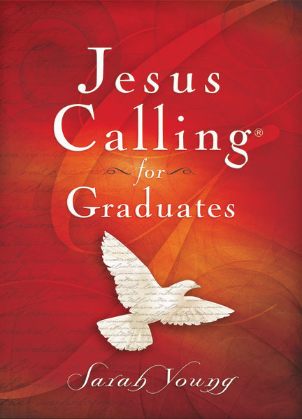Jesus Calling for Graduates: Hardcover, with Scripture references