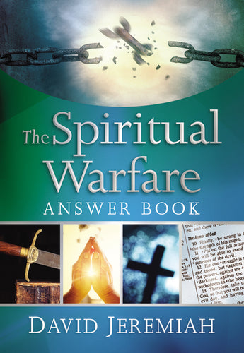 The Spiritual Warfare Answer Book by David Jeremiah