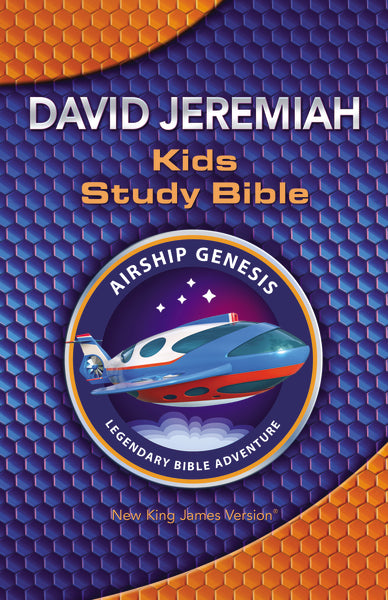 NKJV, Airship Genesis Kids Study Bible: Holy Bible, New King James Version