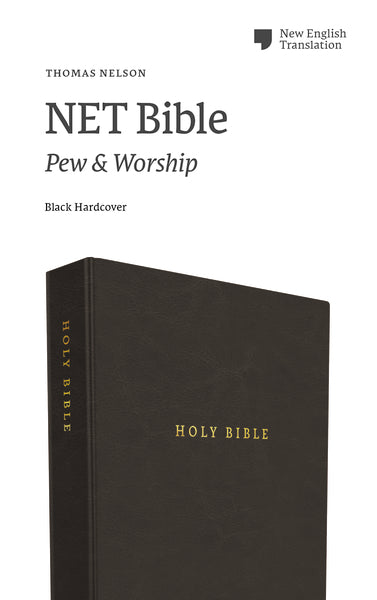 NET Bible, Pew and Worship, Comfort Print: Holy Bible