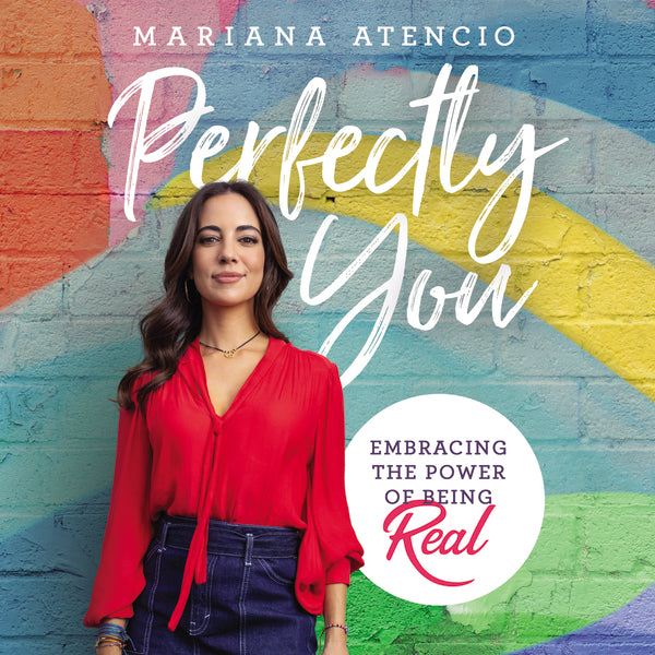 Perfectly You: Embracing the Power of Being Real - Audiobook (Unabridged)