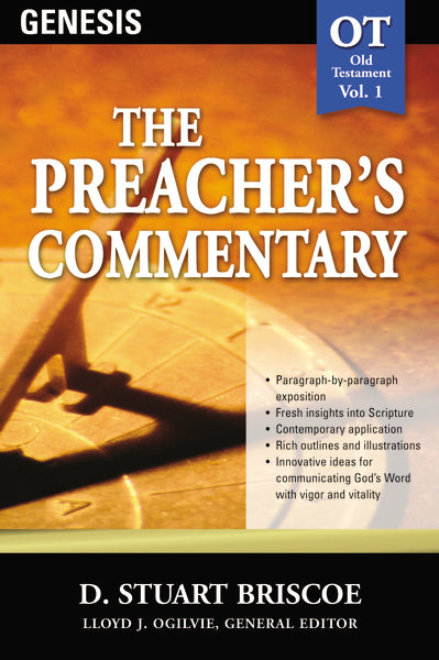 The Preacher's Commentary - Vol. 01: Genesis
