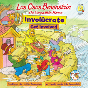 Los Osos Berenstain Involúcrate / Get Involved by Jan & Mike Berenstain