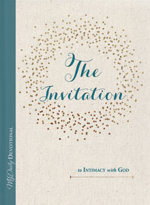 The Invitation to Intimacy with God by Tracey Mitchell