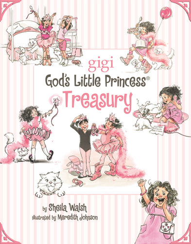 A God's Little Princess Treasury by Sheila Walsh