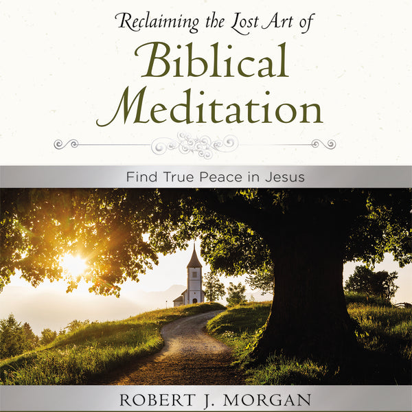 Moments of Reflection: Reclaiming the Lost Art of Biblical Meditation: Find True Peace in Jesus - Audiobook (Unabridged)