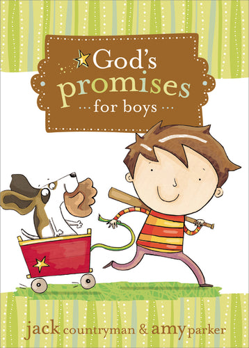 God's Promises for Boys by Jack Countryman and Amy Parker