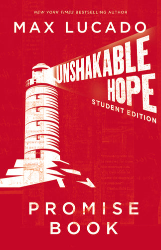 Unshakable Hope Promise Book by Max Lucado