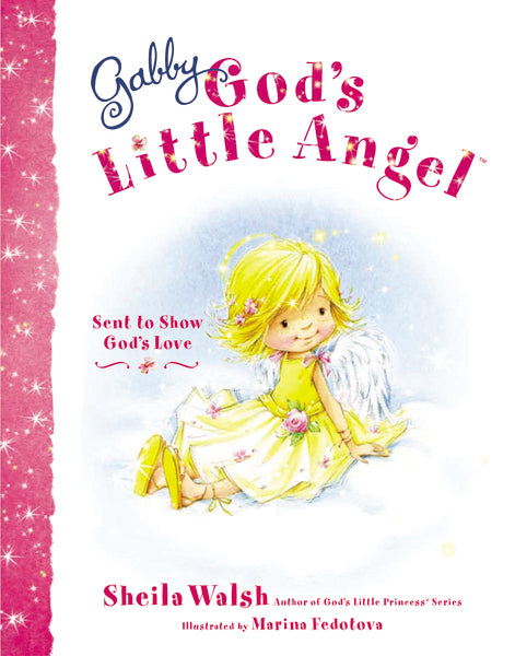 Gabby, God's Little Angel by Sheila Walsh