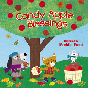 Candy Apple Blessings by Maddie Frost