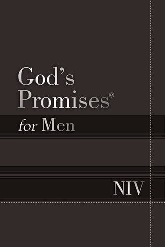 God's Promises for Men NIV: New International Version by Jack Countryman