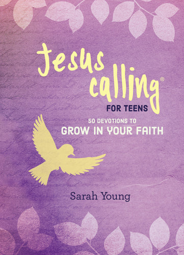 Jesus Calling: 50 Devotions to Grow in Your Faith by Sarah Young