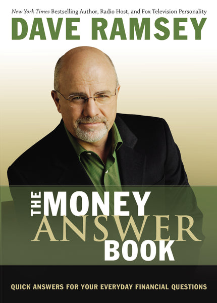 The Money Answer Book by Dave Ramsey