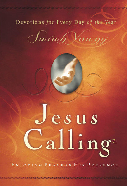 Jesus Calling, Enjoying Peace in His Presence, with Scripture references